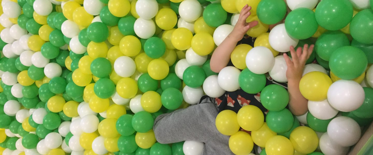 Types of parents found at soft play